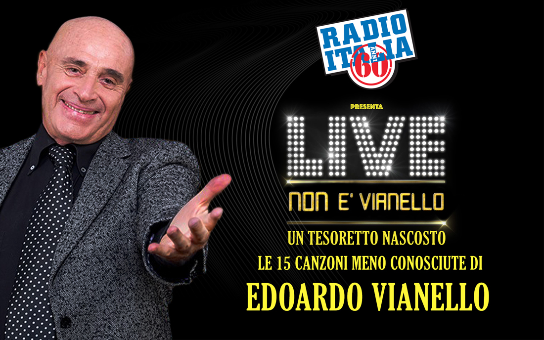 LIVE - NON E' VIANELLO [PODCAST]